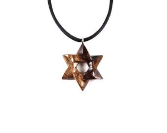 Star of David Necklace, Jewish Star Necklace, Jewish Star Pendant, Jewish Necklace, Jewish Jewelry, Star of David Pendant, Jewish Pendant