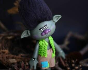 Branch Troll BJD Art Doll