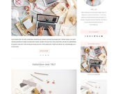Responsive Wordpress Theme & Genesis Child Theme - // YOON
