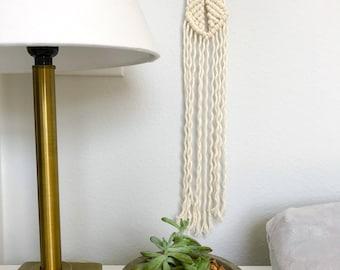 Mini Macrame Wall Hanging