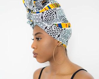 Headwraps for women African headwrap, african turban scarf, headwraps for women, african head wrap, african head scarf, african headdress