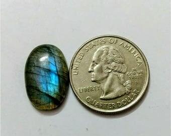 19.90 x 13.05 mm,Ovel Shape Labradorite Cobochon/Blue  Flash/wire wrap stone/Super Shiny/Pendant Cabochon/Semi Precious Gem/labradorite cabs