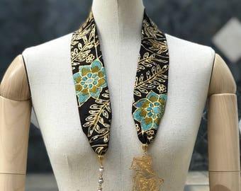 Padma Toga Batik Handcrafted Shinta Gold
