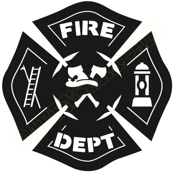 Dxf File Fire Department