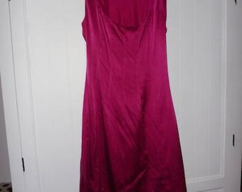 JEROME the HULLIER dress size 36-38 FR - 1990s