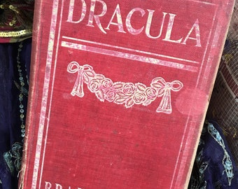 Dracula Book by Bram Stoker