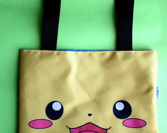 Cute Pokemon Pikachu Mini Tote Bag Anime
