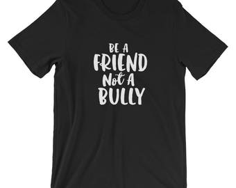 Anti bullying t shirts canada