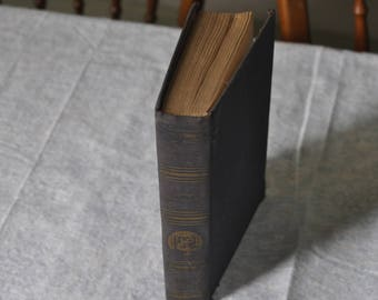 1940 Book The Three Musketeers by Alexander Dumas
