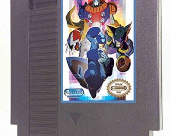 Megaman 4 Maverick Revenge
