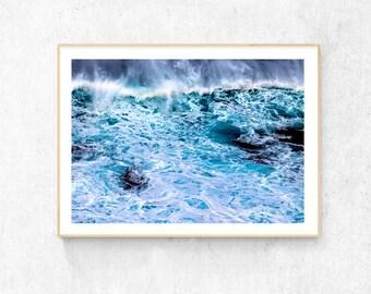 L'océan Premium Print