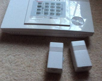 Honeywell Security System