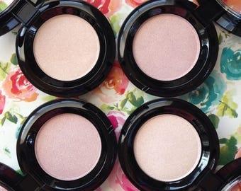 Pink Highlighter Vegan Pressed Makeup