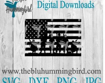 American Flag and Soldiers SVG, Flag SVG, Memorial Day SVG,  Memorial Day Shirt Design, Veteran Svg, Veteran Decal, Files for Cricut