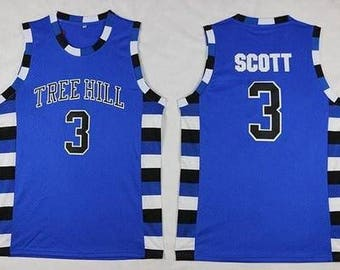 One Tree Hill Blue Jersey Lucas or Nathan Scott