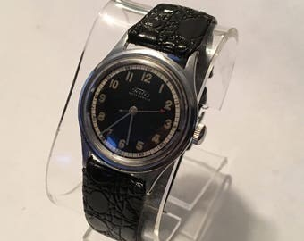 Fortis Vintage Mechanical Wrist Watch