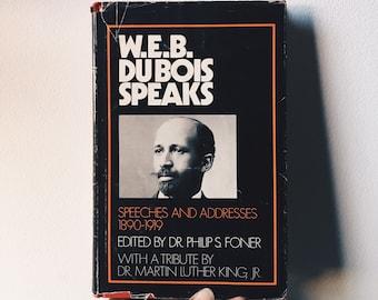 """Vintage """"WEB DuBois Speaks"""" Book Bundle"""