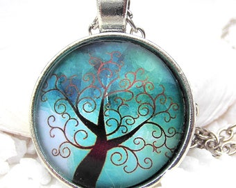 Necklace Tree of Life
