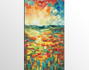 Oil Painting, Wall Art, Canvas Painting, Abstract Painting, Large Canvas Art, Wall Art, Large Painting, Landscape Painting, Abstract Art