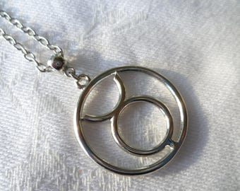 Silver Taurus necklace,zodiac jewellery,star sign pendant,silver jewelry,taurus gift,birthday,zodiac necklace,horoscope,celestial