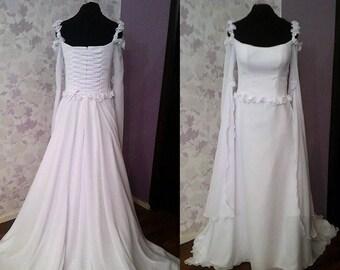Vintage Inspired dress,Fairy tale  unique,Custom Dresses,Unique wedding dress,Dress of ancient times,Princess Ball Gown,Rustic wedding dress