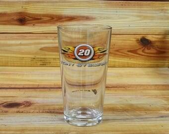 ON SALE Tony Stewart Pint Beer Glass.  Box 86-87-88-89