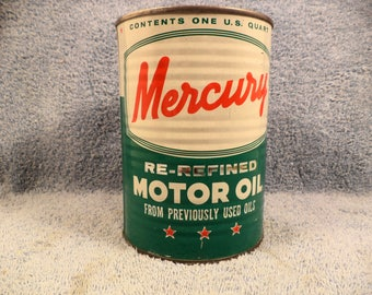 Vintage oil can etsy for What is the best motor oil on the market