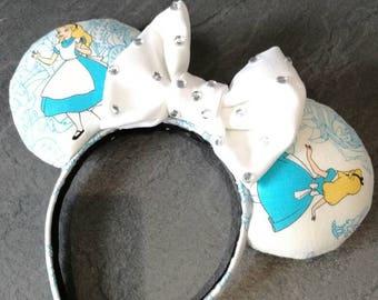Alice in wonderland ears / Minnie ears