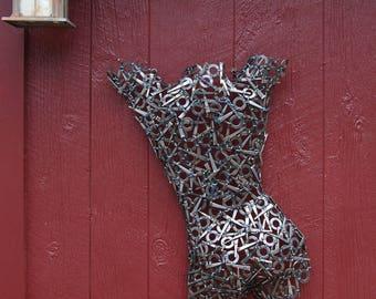 Female Torso Wall Sculpture Wall Art Erotic