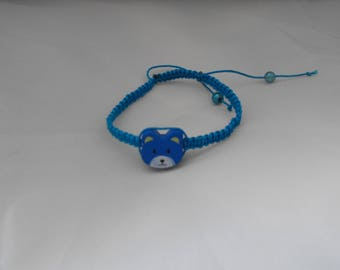 Shamballa blue bear