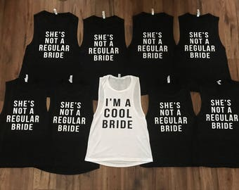 Mean Girls bachelorette party shirts