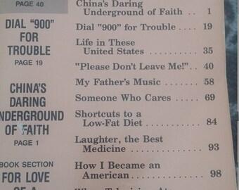 Reader's Digest august 1991