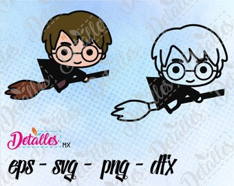 Harry potter SVG, Cut File, Vector SVG Eps High Quality design files ai eps for Cricut and Silhouette Cameo