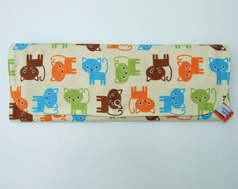 Changing pad Nomad printed cats