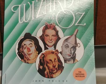 Wizard of Oz 50th Anniversary Pictorial History book