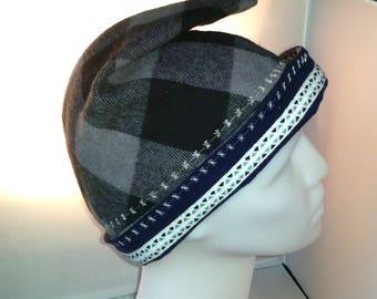 Wool Phrygian Cap Slouchy Hat