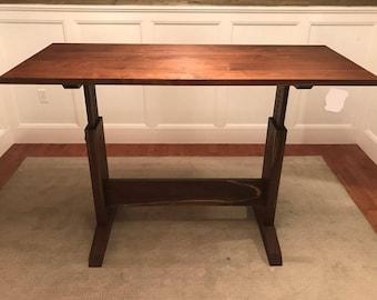 Adjustable Height Sit-Stand Desk