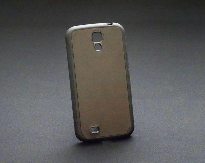 Samsung Galaxy S4 - Jimmy Case in Satin Brown - Kangaroo leather - Handmade - James Watson