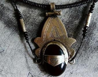 Ethnic Tuareg 20 necklace