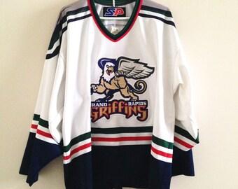 Grand Rapids Griffins Vintage SP Hockey Jersey