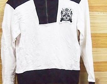 SALE  Polo RL Small Logo M size Sweatshirt Woman Free Shipping Next Item