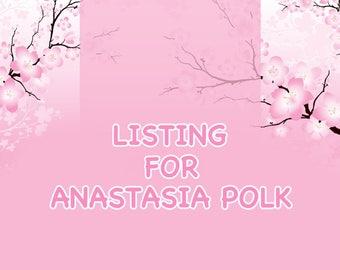 Listing for Anastasia P.