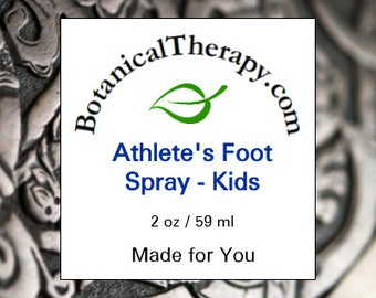 Athlete's Foot Spray - For Kids