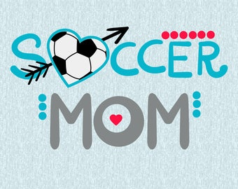 Soccer mom SVG, DXF,studio file, soccer mom cut file, hand drawing, sport svg, vector, clipart, cut file for cricut , silhouette cameo