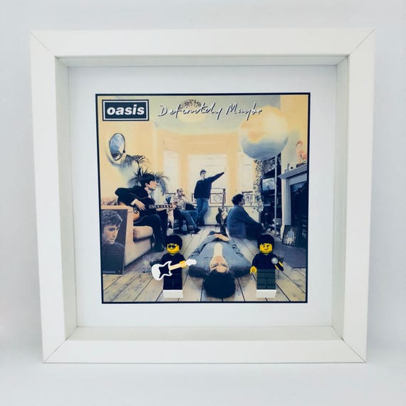 Oasis 2PC Minifigure Frame