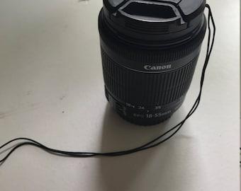 Canon 18-55mm Lens DSLR