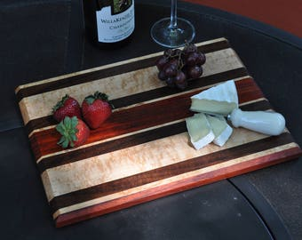 Hardwood Serving tray/cutting board