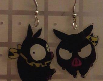 P-chan Earrings