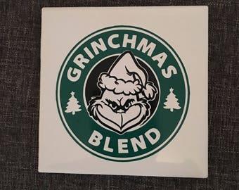 Grinch Tile