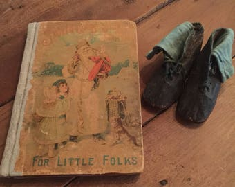 Antique Christmas Book
